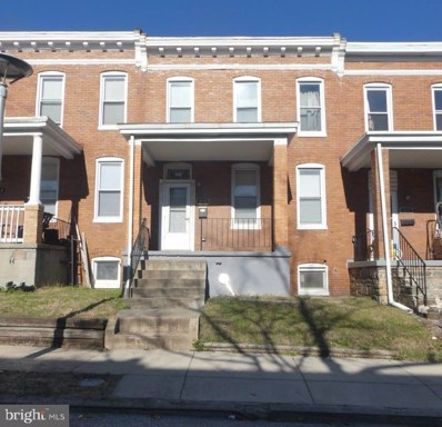 616 Melville Avenue, Baltimore, MD 21218 - #: MDBA536938