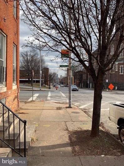 1702 W Lombard Street, Baltimore, MD 21223 - #: MDBA537006