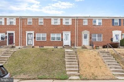 640 Charraway Road, Baltimore, MD 21229 - #: MDBA537016