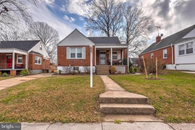 7107 Chambers Road, Baltimore, MD 21234 - #: MDBA537048