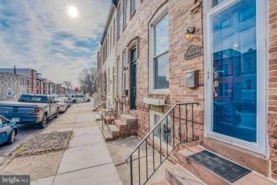 1524 Covington Street, Baltimore, MD 21230 - #: MDBA537064