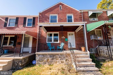 3808 Kimble Road, Baltimore, MD 21218 - #: MDBA537124