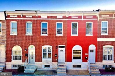 819 N Patterson Park Avenue, Baltimore, MD 21205 - #: MDBA537144