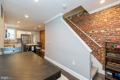 128 S Castle Street, Baltimore, MD 21231 - #: MDBA537154