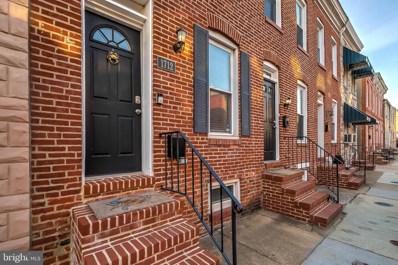 1712 Patapsco Street, Baltimore, MD 21230 - #: MDBA537192