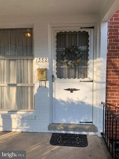 1352 Walker Avenue, Baltimore, MD 21239 - #: MDBA537194