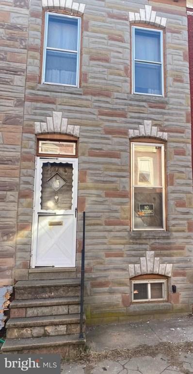 1906 Etting Street, Baltimore, MD 21217 - #: MDBA537218