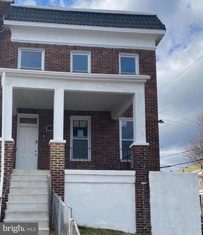 626 Mount Holly Street, Baltimore, MD 21229 - #: MDBA537258