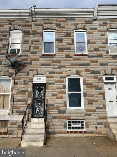 3404 E Fairmount Avenue, Baltimore, MD 21224 - #: MDBA537266