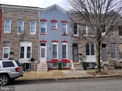 608 Appleton Street, Baltimore, MD 21217 - #: MDBA537302