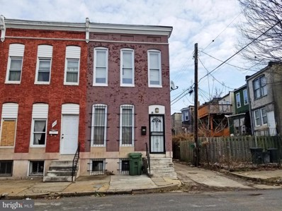 701 Appleton Street, Baltimore, MD 21217 - #: MDBA537310