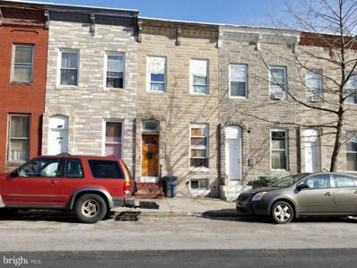 1821 Division Street, Baltimore, MD 21217 - #: MDBA537336