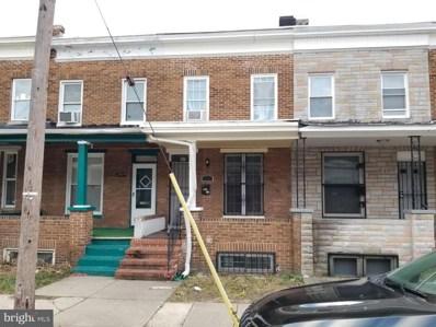 2311 Lauretta Avenue, Baltimore, MD 21223 - #: MDBA537368