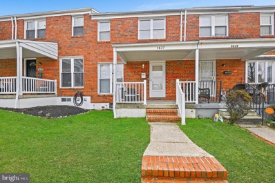 5837 Arizona Avenue, Baltimore, MD 21206 - #: MDBA537388