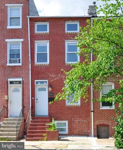 846 W Pratt Street, Baltimore, MD 21201 - #: MDBA537404