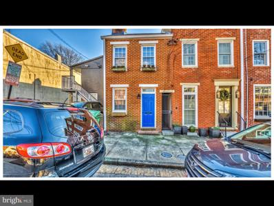 335 E Hamburg Street, Baltimore, MD 21230 - #: MDBA537420