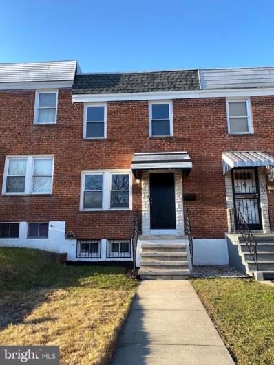 4005 Raymonn Avenue, Baltimore, MD 21213 - #: MDBA537430