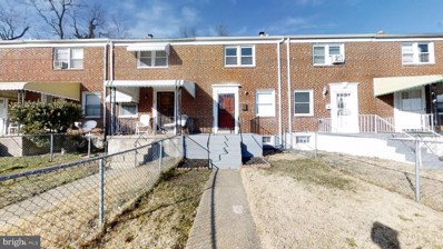 2718 Spaulding Avenue, Baltimore, MD 21215 - #: MDBA537442