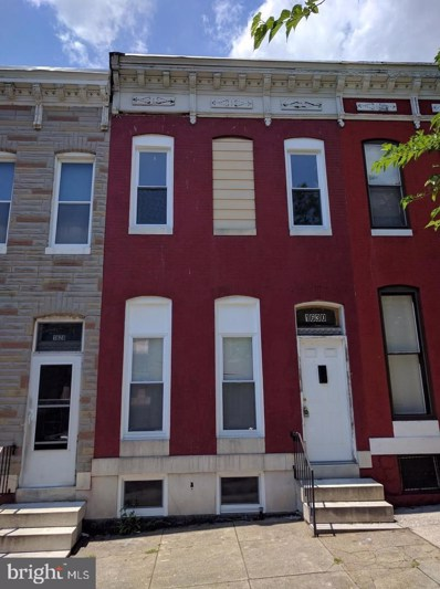 1630 N Bond Street, Baltimore, MD 21213 - #: MDBA537488