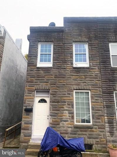2643 Hafer Street, Baltimore, MD 21223 - #: MDBA537522