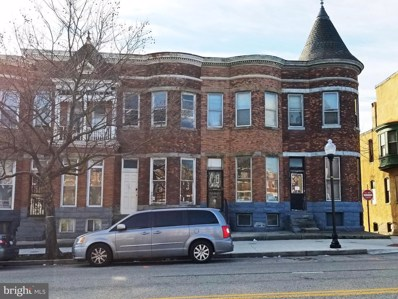 1821 W North Avenue, Baltimore, MD 21217 - #: MDBA537526