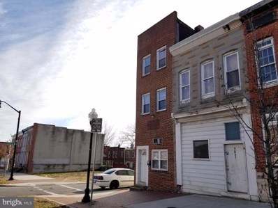 1819 E North Avenue, Baltimore, MD 21213 - #: MDBA537536