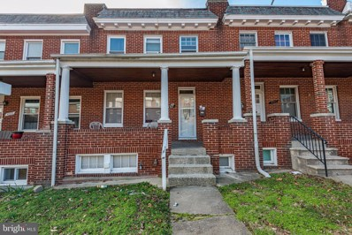 4307 Shamrock Avenue, Baltimore, MD 21206 - #: MDBA537592