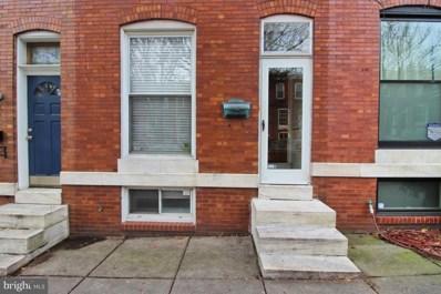724 S Lakewood Avenue, Baltimore, MD 21224 - #: MDBA537638