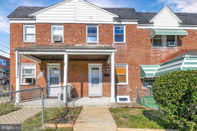 3816 Colborne Road, Baltimore, MD 21229 - #: MDBA537644