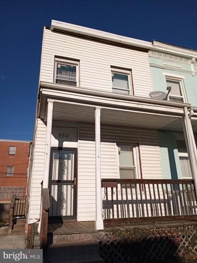 950 Homestead Street, Baltimore, MD 21218 - #: MDBA537660