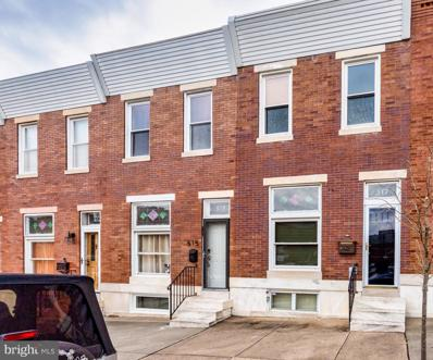 517 S Linwood Avenue, Baltimore, MD 21224 - #: MDBA537692