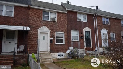 3829 Saint Victor Street, Baltimore, MD 21225 - #: MDBA537782