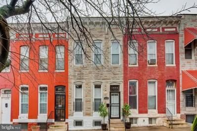 1634 N Bond Street, Baltimore, MD 21213 - #: MDBA537938