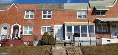 1911 Whistler Avenue, Baltimore, MD 21230 - #: MDBA537946