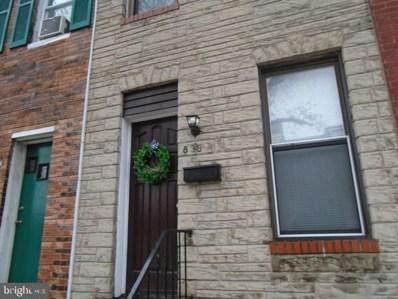 838 S Kenwood Avenue, Baltimore, MD 21224 - #: MDBA537964