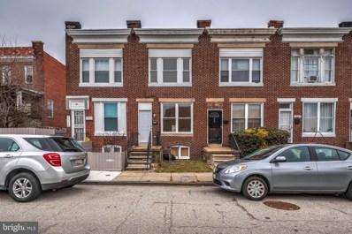 1722 Carswell Street, Baltimore, MD 21218 - #: MDBA537978
