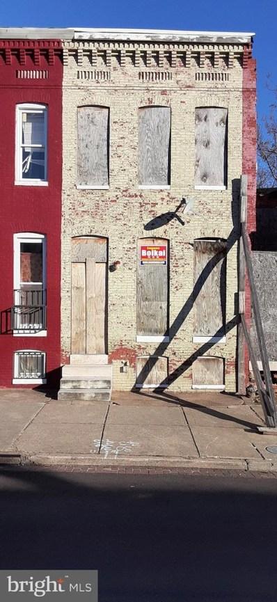 1511 Rutland Avenue, Baltimore, MD 21213 - #: MDBA538030