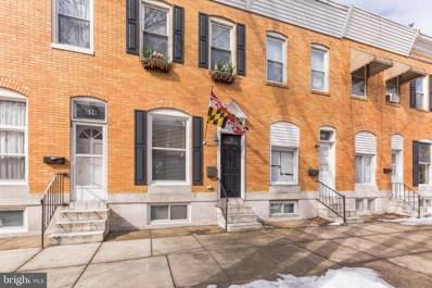 612 S Macon Street, Baltimore, MD 21224 - #: MDBA538032
