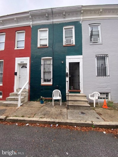2024 Etting Street, Baltimore, MD 21217 - #: MDBA538098