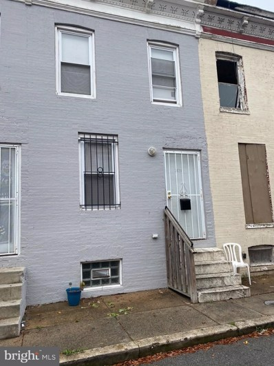 2028 Etting Street, Baltimore, MD 21217 - #: MDBA538116