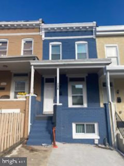 736 Bartlett Avenue, Baltimore, MD 21218 - #: MDBA538138