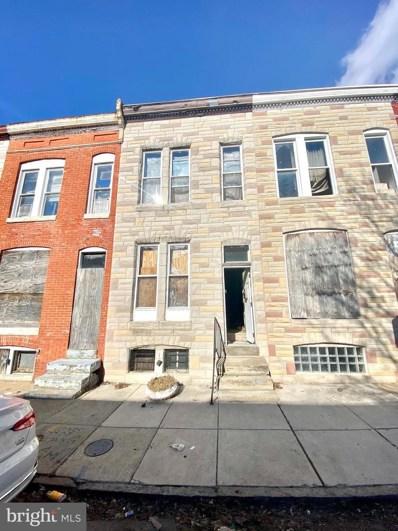 2126 W Fairmount Avenue, Baltimore, MD 21223 - #: MDBA538166