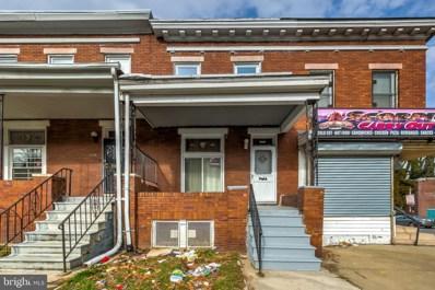2228 Aiken Street, Baltimore, MD 21218 - #: MDBA538226
