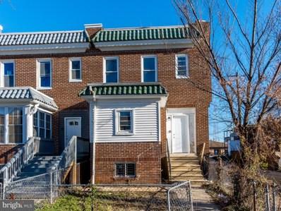 3427 Saint Ambrose Avenue, Baltimore, MD 21215 - #: MDBA538250