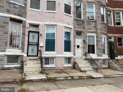 1922 Cecil Avenue, Baltimore, MD 21218 - #: MDBA538262