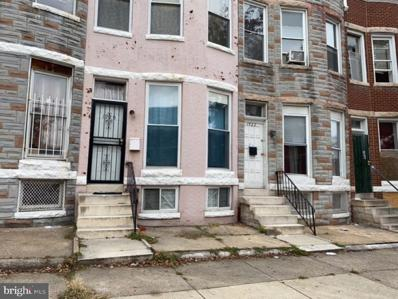 1922 Cecil Avenue, Baltimore, MD 21218 - #: MDBA538262