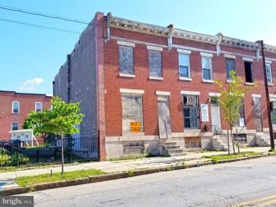 2504 E Preston Street, Baltimore, MD 21213 - #: MDBA538266