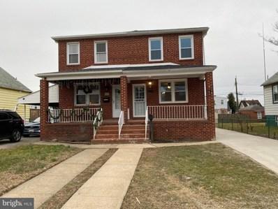 6707 Gary Avenue, Baltimore, MD 21222 - #: MDBA538312