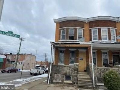 2954 Arunah Avenue, Baltimore, MD 21216 - #: MDBA538446