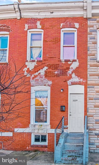 3229 Esther Place, Baltimore, MD 21224 - #: MDBA538452
